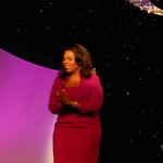 Oprah at OYou! 2011