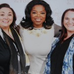 The Daily OWN sisters and Oprah Winfrey